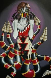 The Rattlesnake Queen